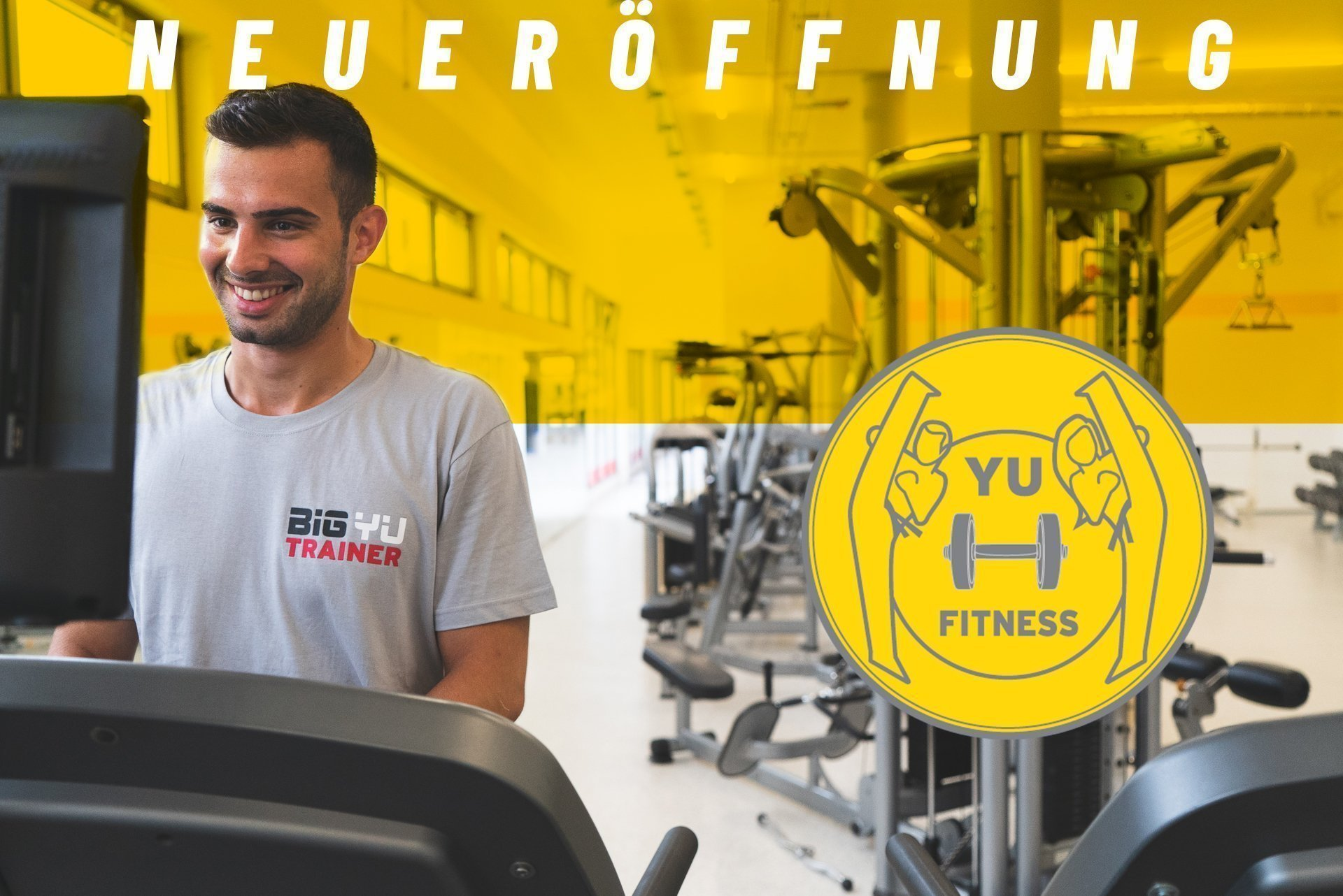 YU-Fitness: Ab 29.2. in Hietzing